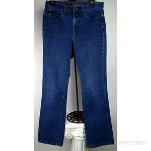 Dkny women's jeans size 12 Bootcut